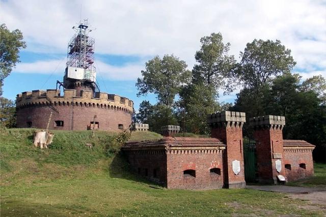 Swinemünde und Peenemünde - Festung und Waffenschmiede auf den Inseln