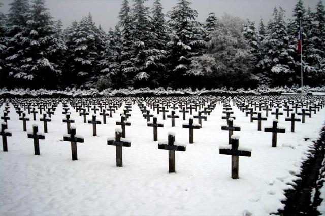 Frankreich - Winter-Fotoreise
