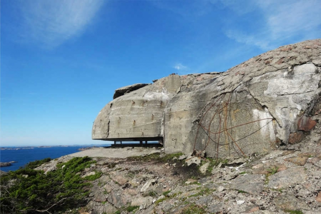 Norwegen - Der Atlantikwall von Oslo bis Trondheim