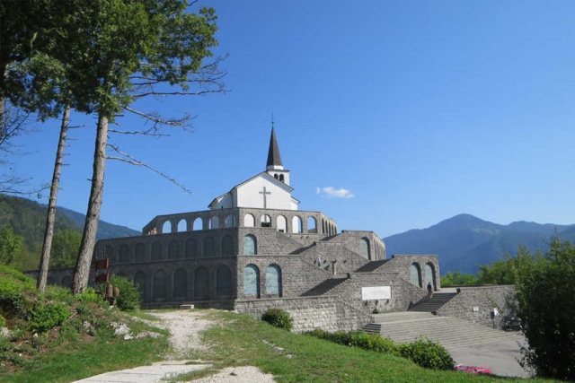Slowenien, Italien und Kroatien - Isonzoschlachten, Vallo Alpino, Rupnik-Linie und k.uk. Kriegshafen Pola