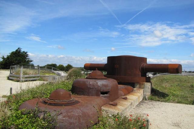 Frankreich - Der Atlantikwall in der Bretagne