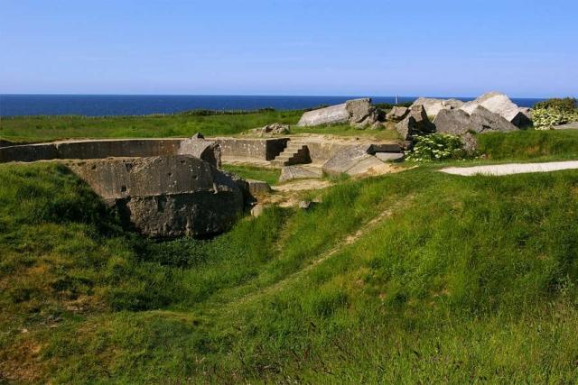 Frankreich - Geschichtsreise zur Landungsküste in der Normandie