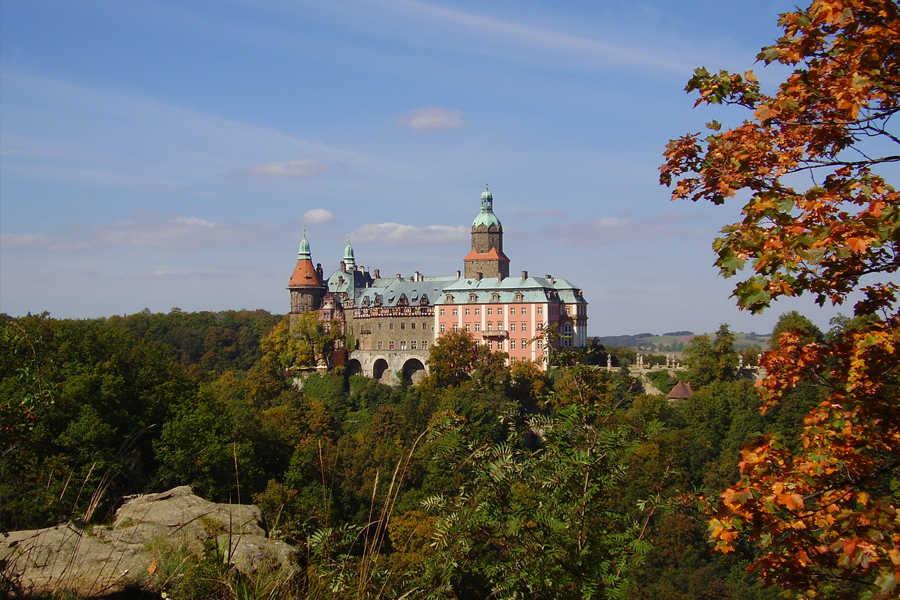 Polen - Geschichtsreise zum Projekt Riese