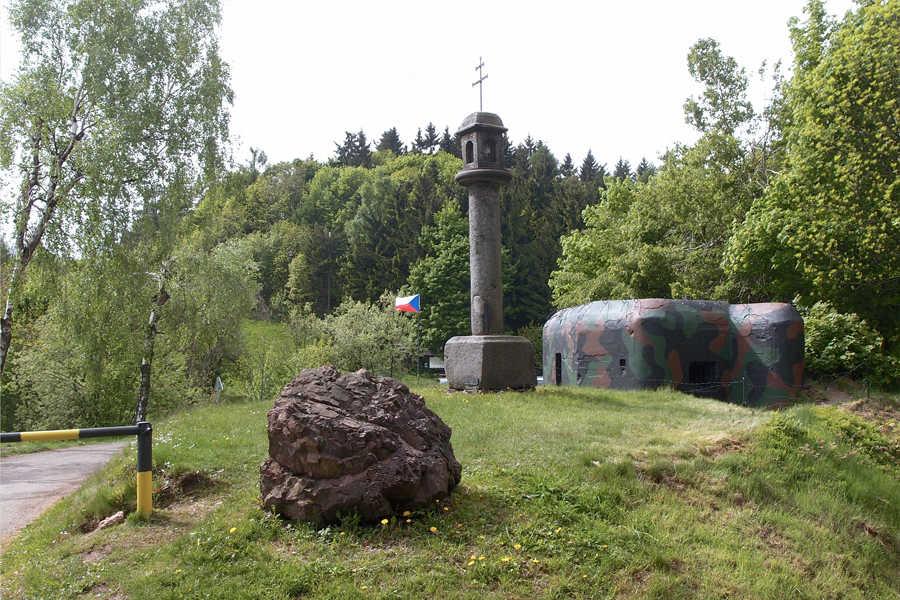 Tschechien - Geschichtsreise zur Beneš-Linie
