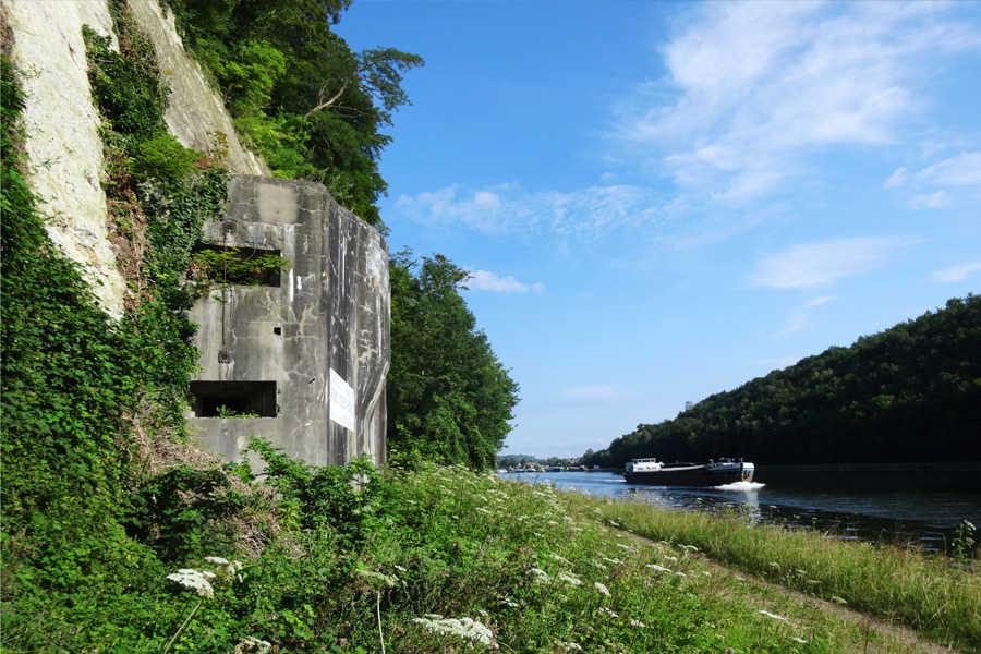 Geschichtsreise Belgien - Atlantikwall, Panzerforts und Festungen