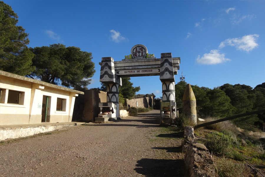 Festung Gibraltar, Küstenbatterien auf Mallorca und Menorca sowie bei Tarifa und Cartagena