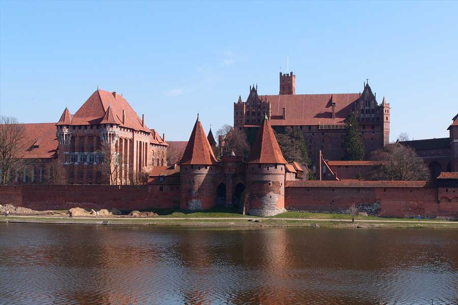 Polen - Geschichtsreise zu den ostpreußischen Befestigungen, zur Wolfsschanze, zur Halbinsel Hel und nach Danzig