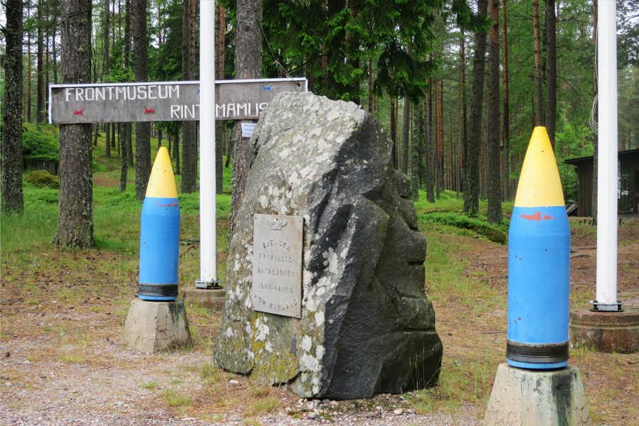 Finnland - Festungen des I. Weltkrieges und sowjetisch-finnischer Winterkrieg