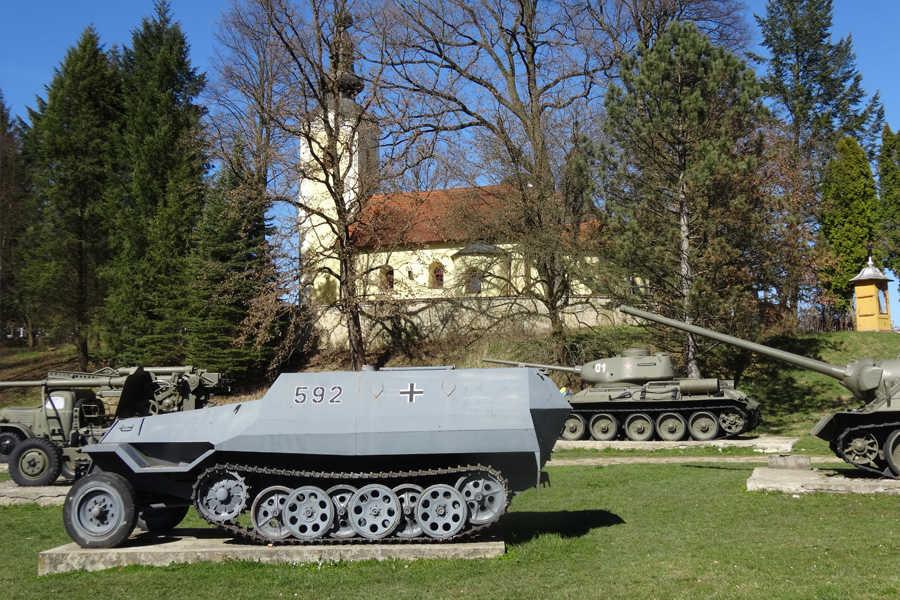 Polen und Slowakei - Reise in das einstige Galizien, zum Dukla-Pass und nach Krakau