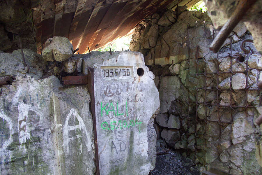 Ostwall Reise - Foto- und Wanderreise Festungsfront Oder-Warthe-Bogen